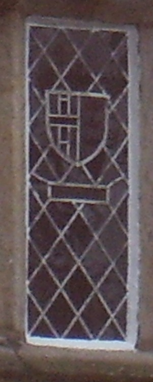 Stubley Hall window
